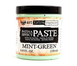 Finnabair Art Extravagance Patina Paste Mint Green