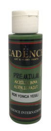 Premium acrylverf (semi mat) Klaver groen