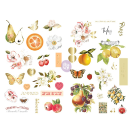 FRUIT PARADISE COLLECTION CHIPBOARD