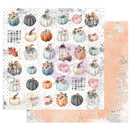 PUMPKIN & SPICE COLLECTION 12×12 SHEET – FALL FOR FALL