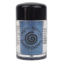 Cosmic Shimmer sparkle shaker ultramarine blue