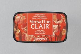 Clair inktkussen Vivid Tulip Red