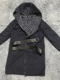 Louis Vuitton Hooded Wrap Trenchcoat S