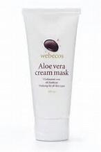 Aloe Vera Cream Mask