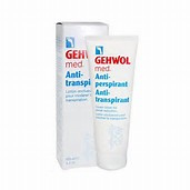 Gehwol Med Anti-Transparant Lotion 125 ml