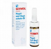 Gehwol Med Nagel/huidbeschermende Olie 15 ml