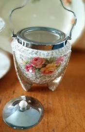 cookie jar /koek pot