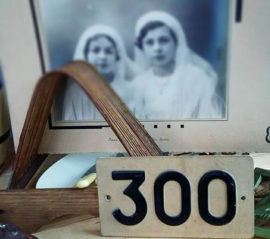 "HUISNUMMER ""300"