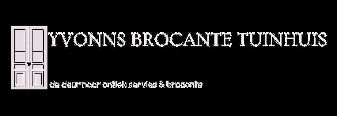 YVONNS BROCANTE TUINHUIS