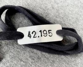 Marathon armband
