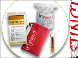 InStinct Stash Pack - Safety Kit