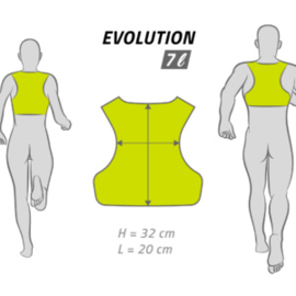 InStinct Evolution Trail/Race Runningvest 7L