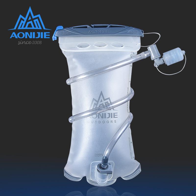 Aonijie zachte stevige waterzak 1,5 Liter