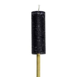Rustik lys Fakkel - Zwart