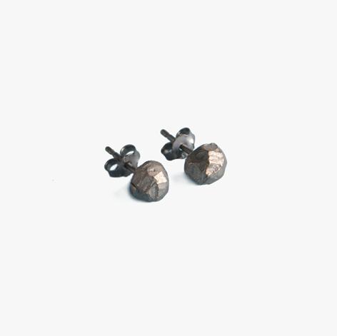 Oorbellen studs - zilver
