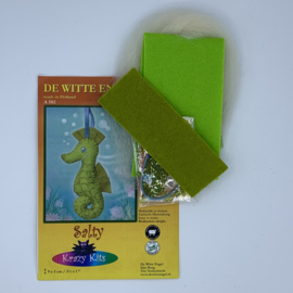 Viltpakketje - Salty - Zeepaard