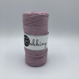Bobbiny macramé 3mm Baby Pink