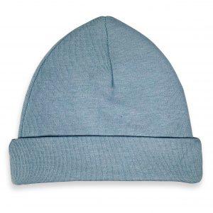 Baby Mutsje Grey-Blue