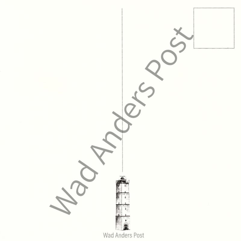 Ansichtkaart de Brandaris