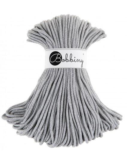 Bobbiny premium Cord 5mm Silver