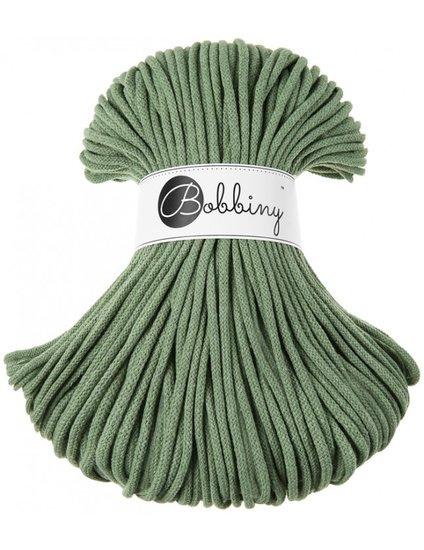 Bobbiny premium Cord 5mm Eucalyptus Green