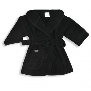 Badjas Zwart