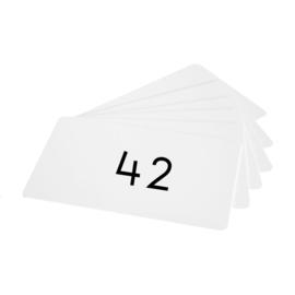 Tafelkaartjes