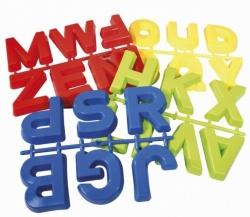 Zandvormen alfabet