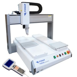 F4000 Advance Series Dual Table Robot 500 x 500 x 100 mm