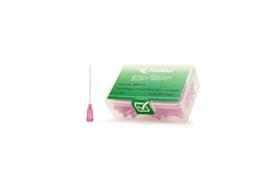 8001114 doseernaald 30ga, naaldlengte 38,1mm, lavendel, dia 0,15mm