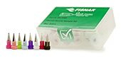 QK-MSK QuantX™ Micron-S Precison doseernaald sample kit standard bore