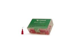8001173 doseernaald 25ga  90° naald, rood, dia 0,25mm