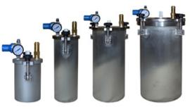 RVS Drukvat 1 liter