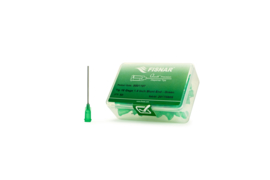 8001107 doseernaald 18ga, naaldlengte 38,1mm, groen, dia 0,84mm