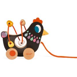 Mini looping-trekdier kip