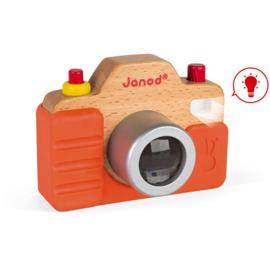 Camera met geluid