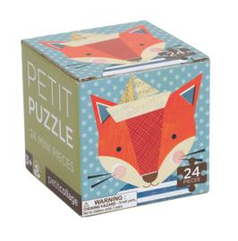 Mini puzzel Funny Animal, Vos