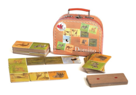 Domino spel Jungle