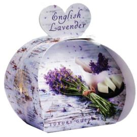 Gastenzeepjes English Lavender - The English Soap Company