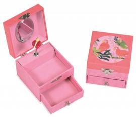 Sieradendoosje papegaai  - Egmont Toys