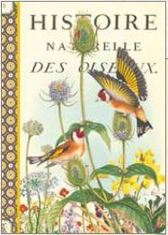 Geïllustreerd Notebook Chardonnerets - Gwenaëlle Trolez Créations