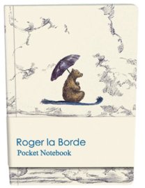 Zak notitieboekje Mondoodle - Roger la Borde