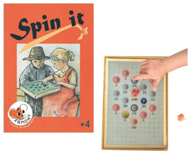 Tollenspel Spin It