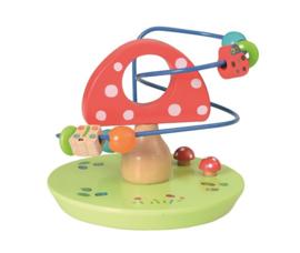 Kralenframe paddenstoel