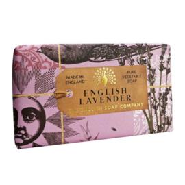 Zeep English Lavender - The English Soap Company