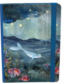 Notitieboek blanco A5 Sea Dreams  - Roger la Borde