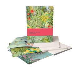 Set A6 notitieboekjes Dreamland - Roger la Borde