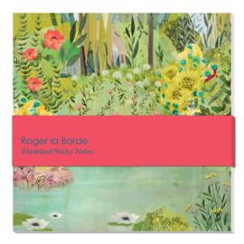 Sticky Notes Dreamland - Roger la Borde