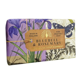 Zeep Bluebell & Rosemary - The English Soap Company