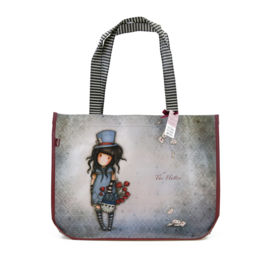 Shopper The Hatter -  Gorjuss - Santoro London